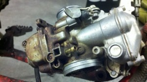 Dirt Carburetor