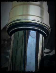 Non Leaking Front Fork