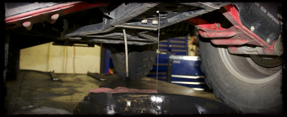 Tech Tip Tuesday: ATV Differential Oil Change Tips | Blog