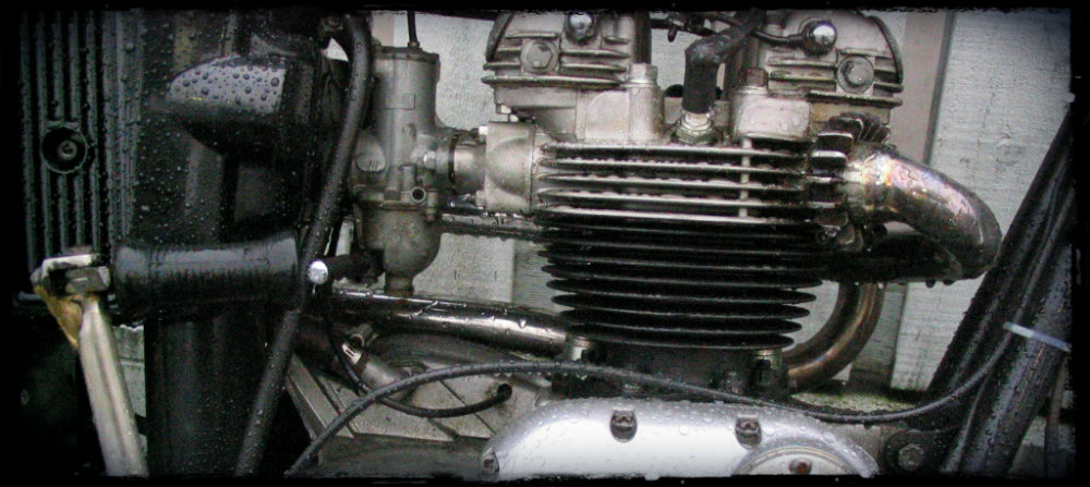 fix motorcycle engine