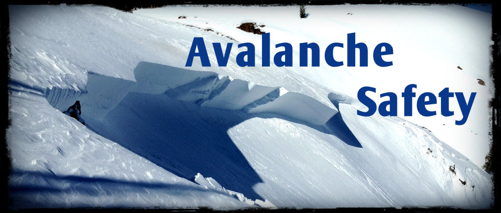 Snowmobile Avalanche Safety