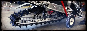 Adjust Snowmobile Track Tension