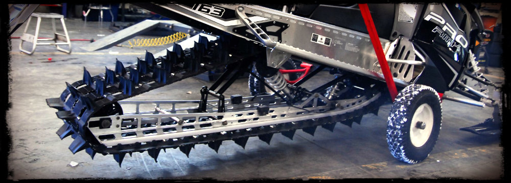How to Adjust Snowmobile Track Tension | GearHead Tech Tip Tuesday