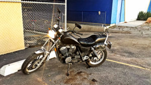 1984 Honda Shadow VT500C