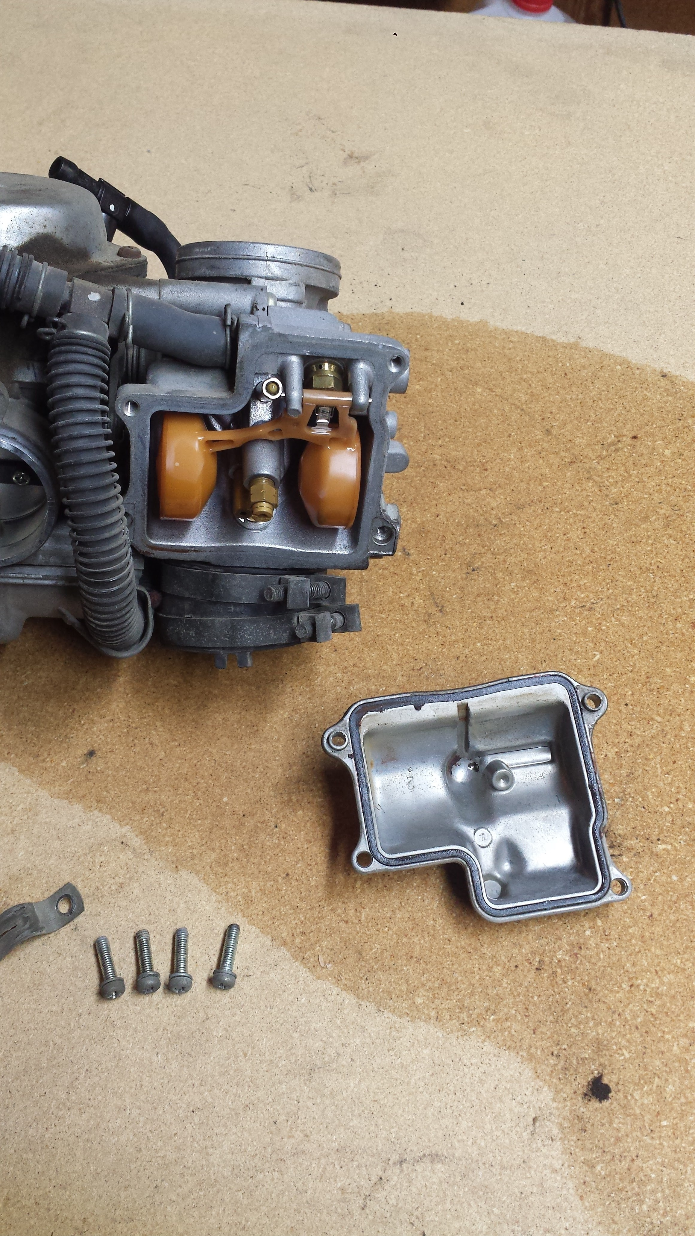 Honda Shadow V-Twin Carb Clean | Blog for Gearheads Like You