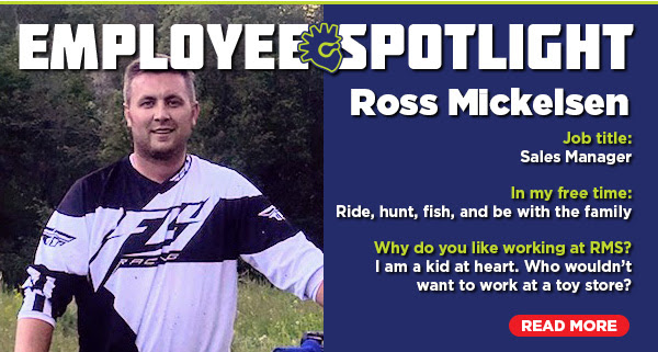 Employee Spotlight: Ross Mickelsen
