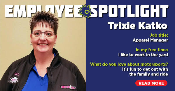 Employee Spotlight: Trixie Katko