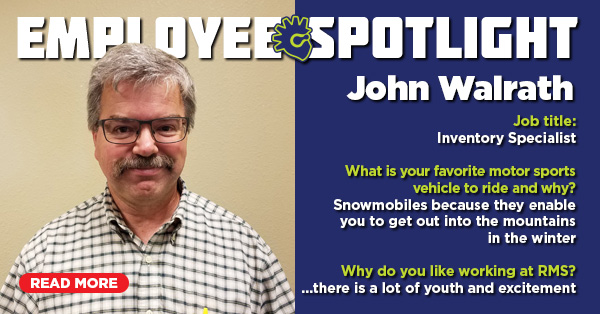 Employee Spotlight: John Walrath