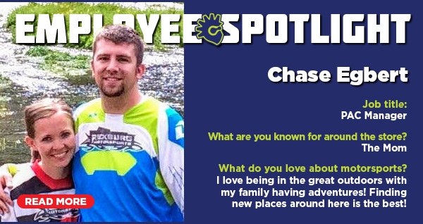 Employee Spotlight: Chase Egbert