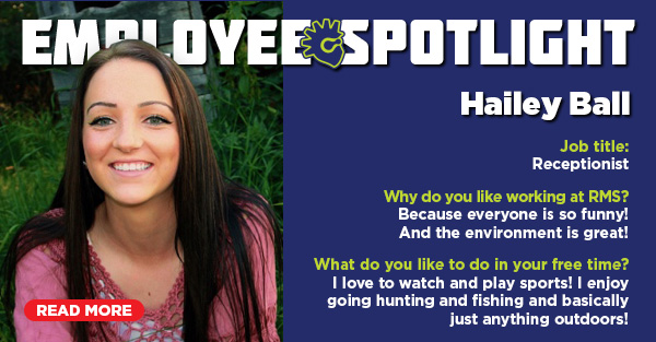 Employee Spotlight: Hailey Ball