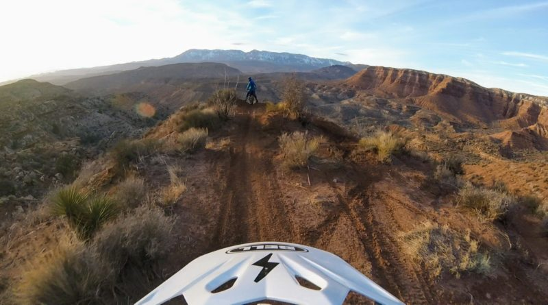 Southern Adventures: Winter Riding in Southern Utah