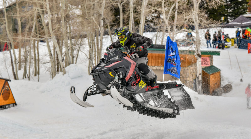Cordell Racing at Grand Targhee Resort 2019