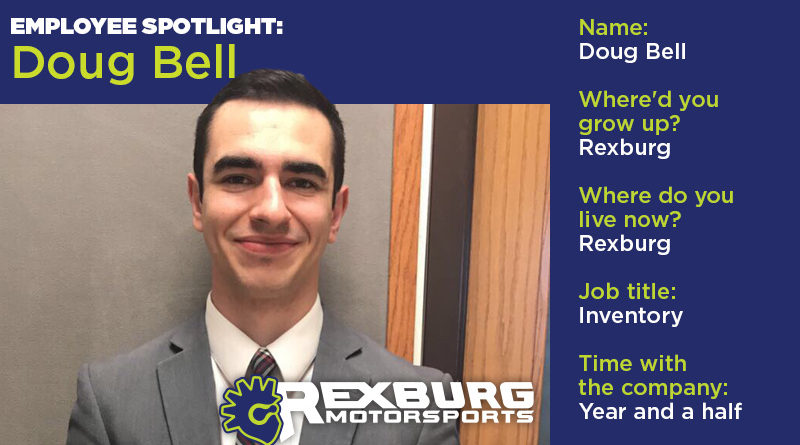 Employee Spotlight: Doug Bell