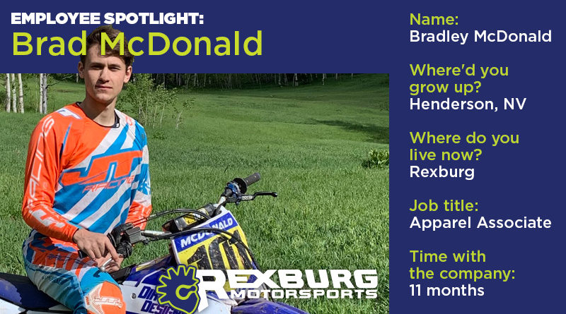 Employee Spotlight: Brad McDonald